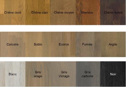 Nuancier Plastor Wood Pigma